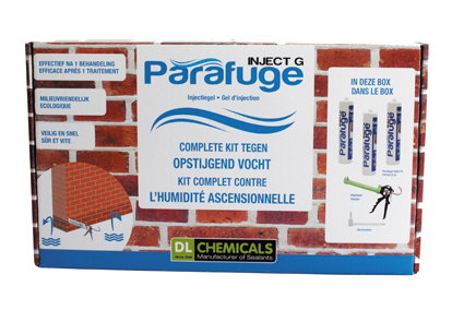 Parafuge Inject G Combibox