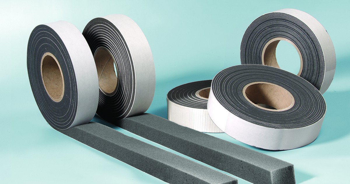Foam tapes & adhesive tapes