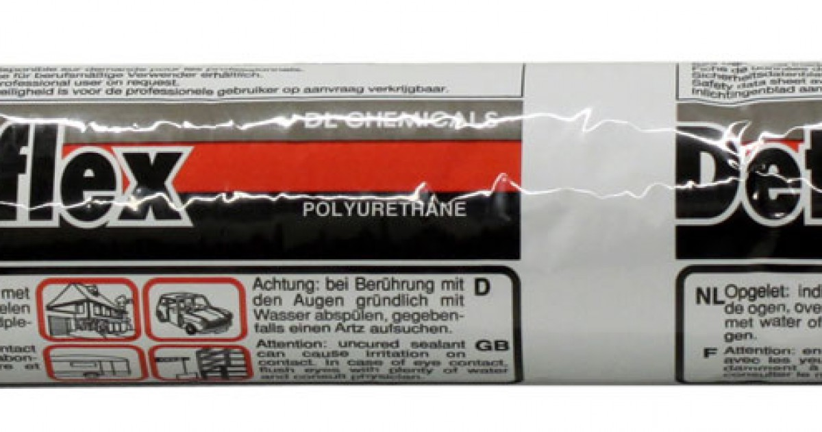 PU & elastic sealants